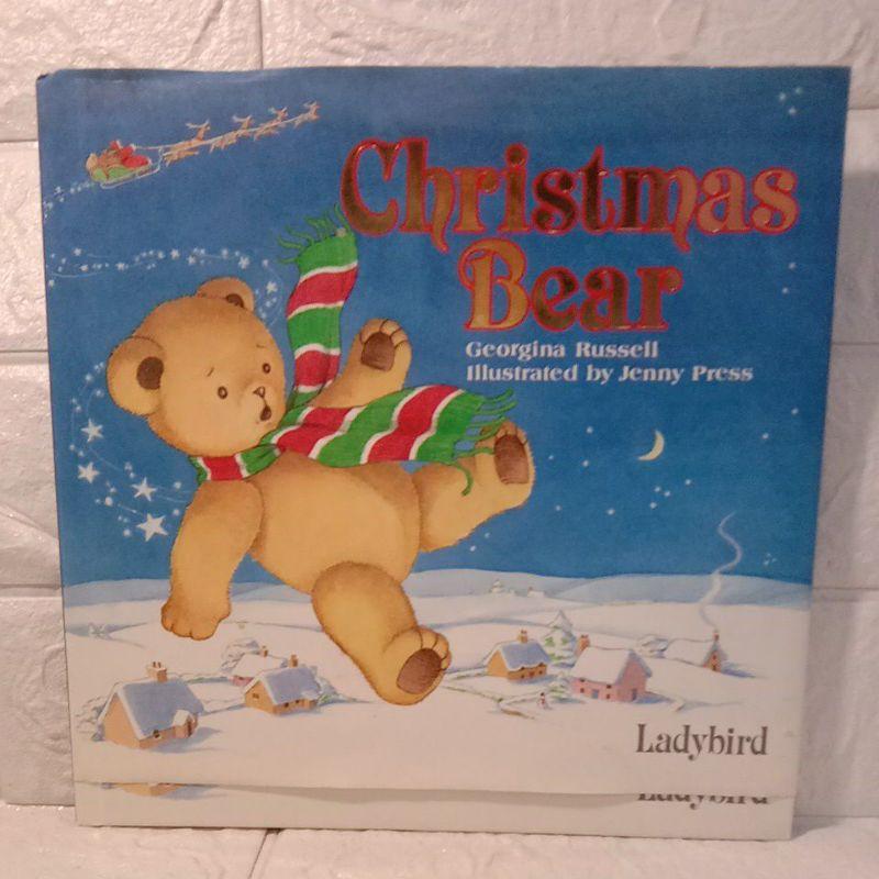 Christmas Bear (Large Square Books)