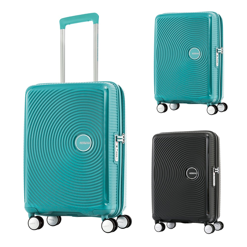 AMERICAN TOURISTER กระเป๋าเดินทางล้อลาก (25นิ้ว) รุ่น CURIO SPINNER 69/25 EXP TSA