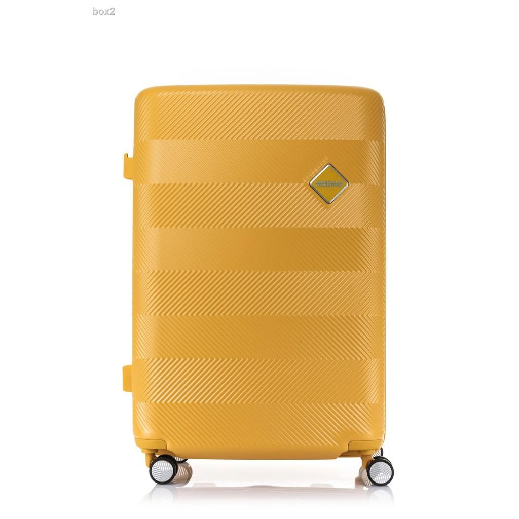 ผลิตภัณฑ์ยอดนิยม✜☁AMERICAN TOURISTER กระเป๋าเดินทาง (24นิ้ว) รุ่น GROOVISTA SPINNER 67/24 TSA