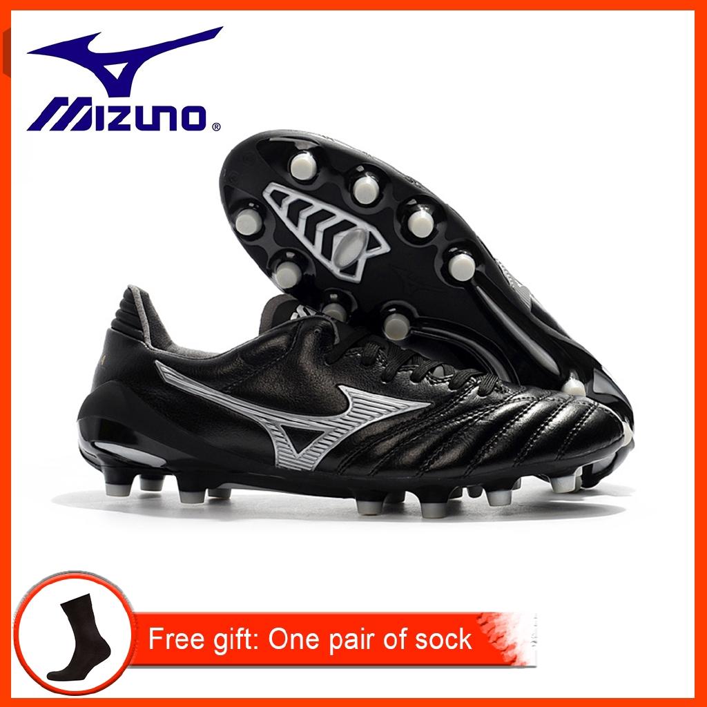 Mizuno morelia NEO II Made in Japan รองเท้าฟุตบอลรองเท้ากีฬา