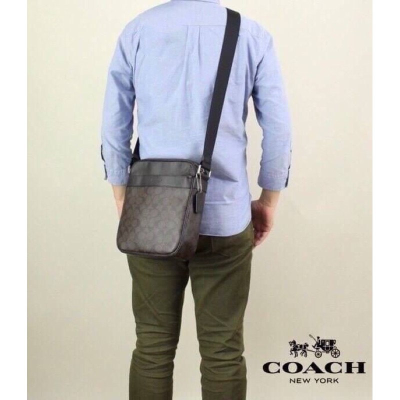 กระเป๋าสไตล์โค้ช Coach messenger bag style กระเป๋าสะพายข้าง Coach สะพายcross body🔅🔅