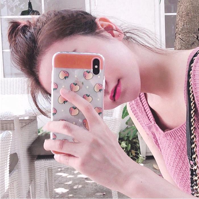 Korean style strawberry Soft Case Samsung J8 2018 J6 2018 J6Plus/J6+ J4 2018 J4Plus/J4+ J2PRO 2018 J7Plus J7Pro/J7 2017 J5Pro/J5 2017 J3Pro/J3 2017 J7Prime J5prime J2prime J710/J7 2016 J510/J5 2016 Note9 Note10 Note8 Note10Plus A51