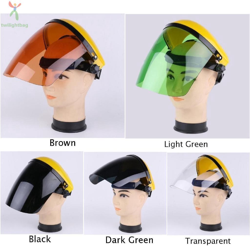 Best Welding Helmet Grinding Face Shield Mask Transparent Lens Anti UV Shock V1