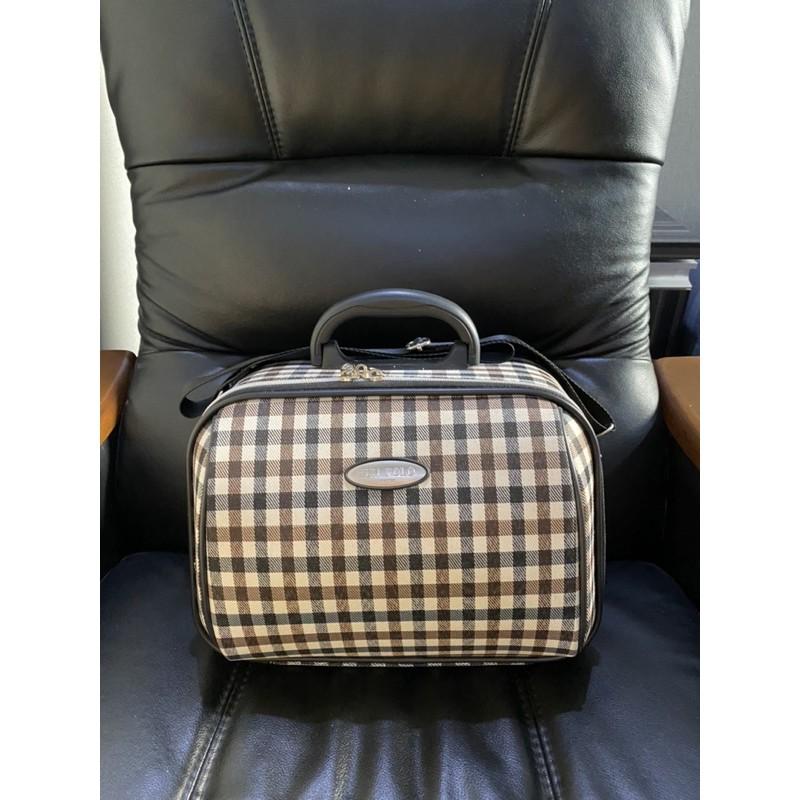 [มือ1] กระเป๋าเดินทางขนาดเล็ก กระเป๋าเดินทางใบเล็ก กระเป๋าเดินทางมินิ กระเป๋าอเนกประสงค์ กระเป๋าเดินทาง Sun Polo
