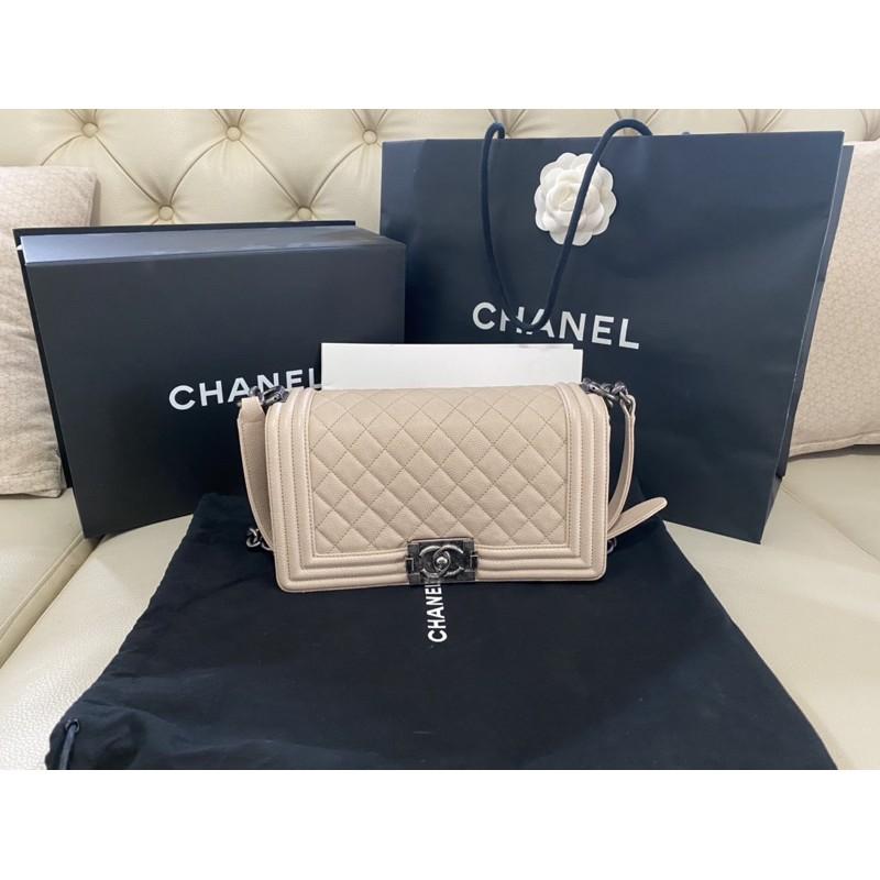ChanelBoyClassicSecondhand