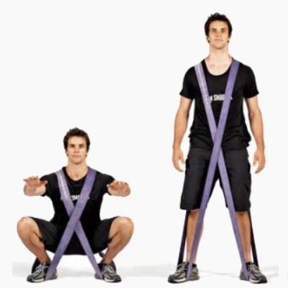 ยางยืดออกกำลังกาย ยางยืดวงแหวน สีพาสเทล ลดไขมัผ้ายืดออกกำลังกาย ยางยืดแรงต้าน  ยางยืดออกกำลังกายแรงต้านสูง