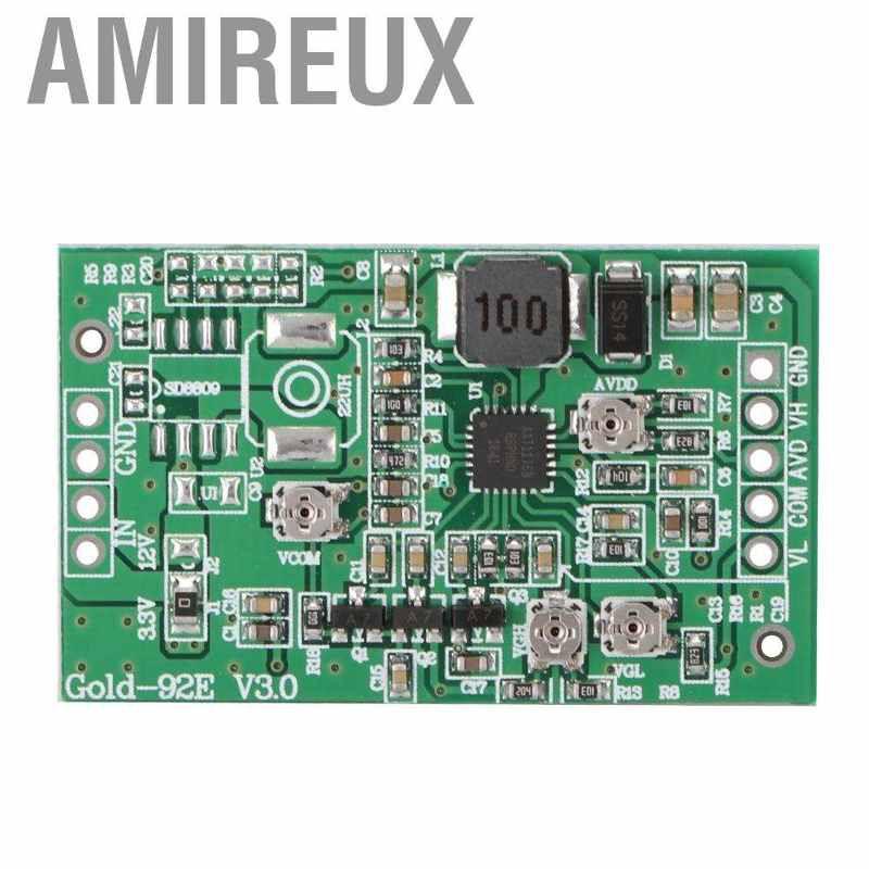 Amireux Gold - 92 E Zhide Tcon Board 4 Channels แบบปรับได้สําหรับหน้าจอ Lcd