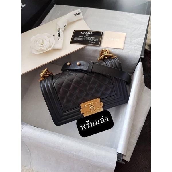 Chanel boy original vip พร้อมส่ง📌