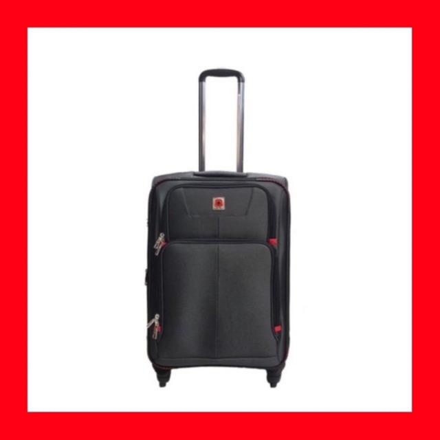 Swiss gearแท้100%กระเป๋าเดินทางผ้า