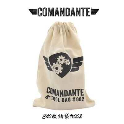ↂอุปกรณ์เสริมเครื่องบดกาแฟ Comandante German Commander C40 | กระเป๋าใส่เครื่องมือผ้าฝ้ายแท้