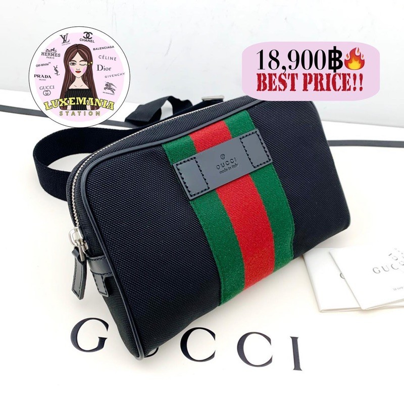 👜: New!! Gucci Belt Bag