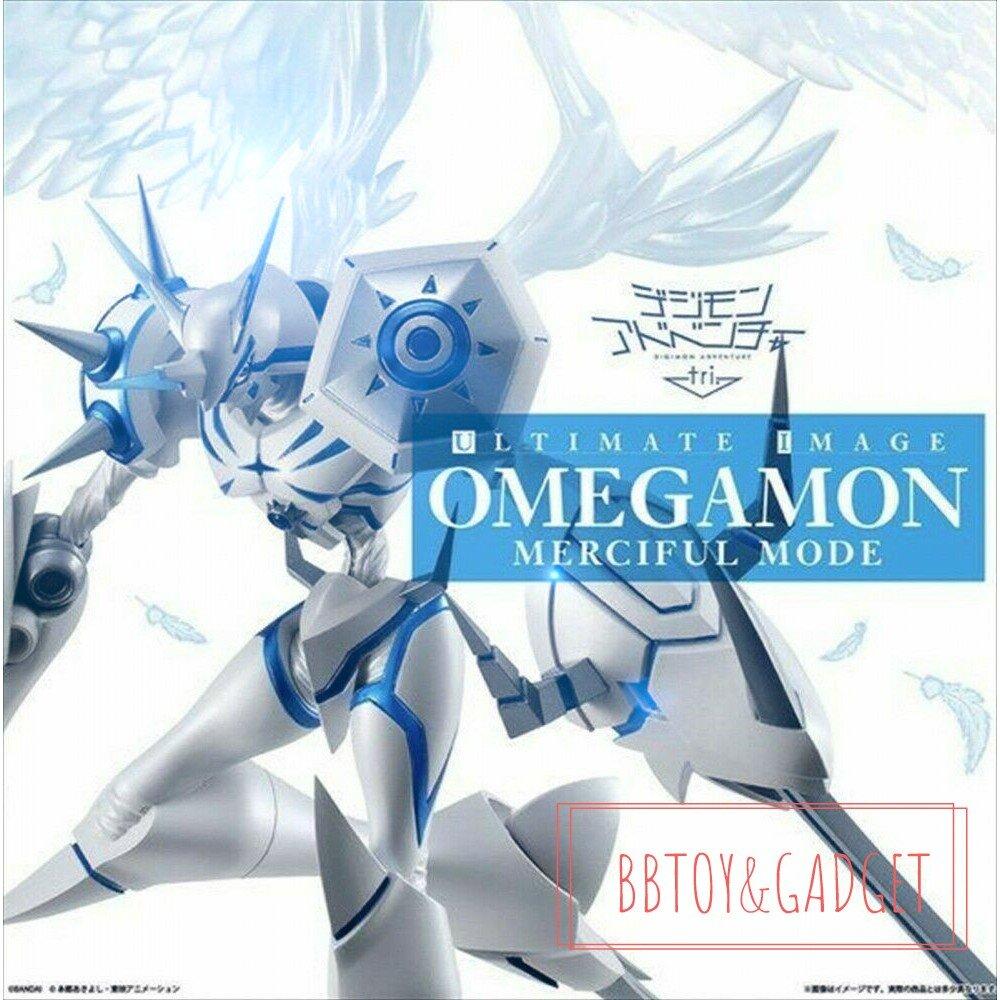 Digimon Adventure tri - UltimateImage Omegamon MercifulMode ดิจิมอน โอเมกามอน ของเล่น figure ฟิกเกอร์ 🔥Bandai แท้100%🔥