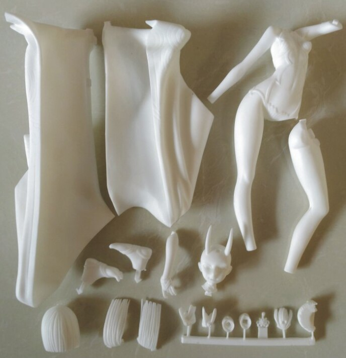 Garage Kit  Resin Figure Kit wf2021fgo fate