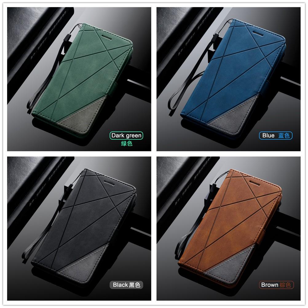 เคส Xiaomi Redmi Note 9s 9 7 8 Pro 8A 9A เคสฝาพับ เคสหนัง เคสเคสโทรศัพท์หนังฝาพับพร้อมช่องใส่บัตรสําหรับ Redmi8 Redmi9 Redmi9A Redmi8A xiaomiredmi RedmiNote Redmi9s Redminote9 Redminote9pro เคสRedminote Redminote8 xiaomiRedminote Redminote7