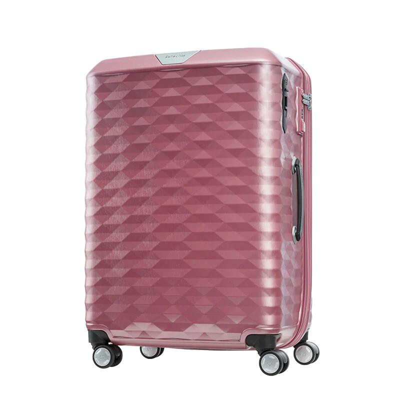 "SAMSONITE (SIZE25""มี3สี) กระเป๋าเดินทางล้อลาก มีระบบล็อกล้อ รุ่น POLYGON SPINNER 69/25 ขนาด 25 นิ้ว"