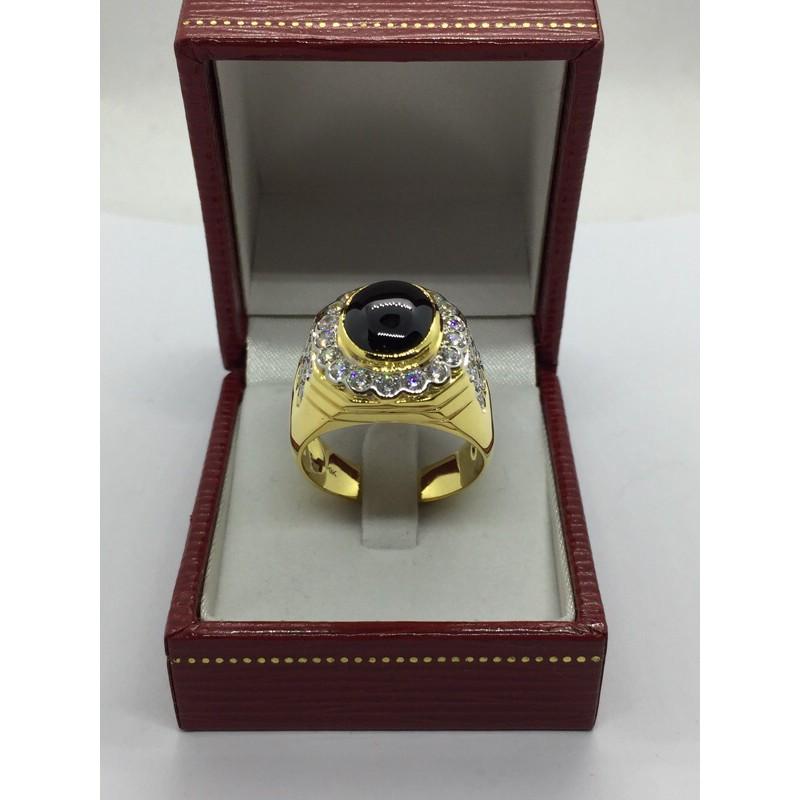 แหวนชายสวยๆทองแท้ราคาโรงงาน