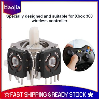Baojia Stick for Wireless Joystick Pcs 3D Replacement 360 Xbox Analog Controller 5