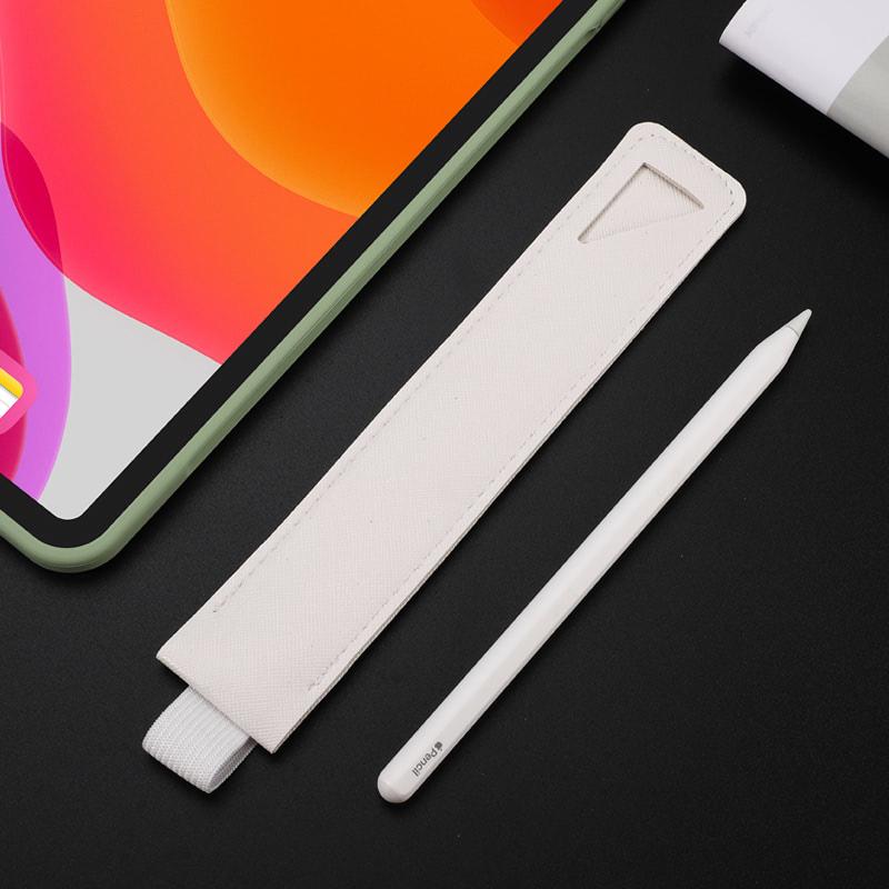 ヲむAPPLE Apple pencil Case Huawei mpencilกระเป๋าดินสอป้องกันการสูญหาย2รุ่น1iPadชุดปากกาปากกาสลิป