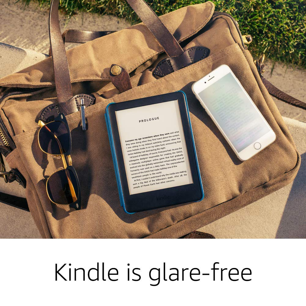 2021★ValueBestAsia★ Amazon Newest 2021 Kindle Gen 10 - With Front Light - Black/White~ Free 8+k eBooks,Pouch,SP!2021
