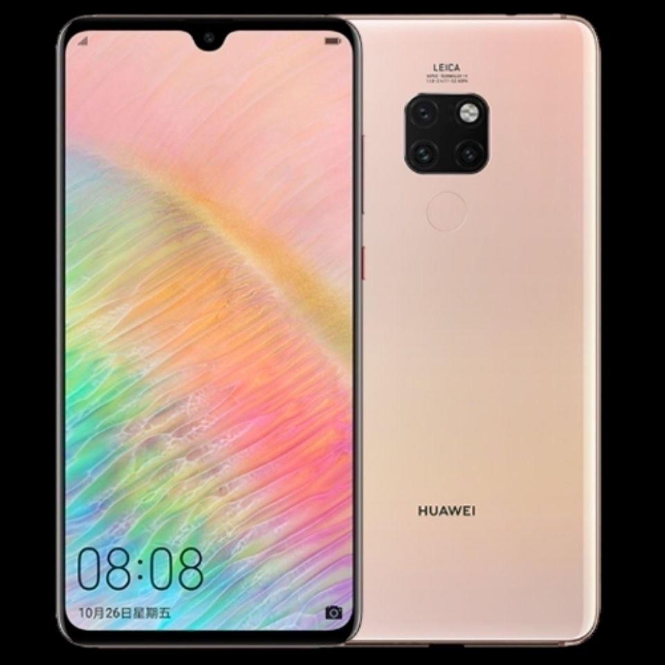 ✙✲Huawei/Huawei Mate 20 pro All Netcom 4G สมาร์ทโฟน Kirin 980 [โพสต์เมื่อ 24 มิถุนายน]