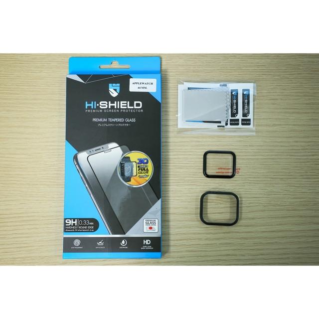 ฟิล์มกระจกกันรอย Hi-Shield Full Glue (กาวเต็ม) APPLEWATCH SERIES 4  44 MM