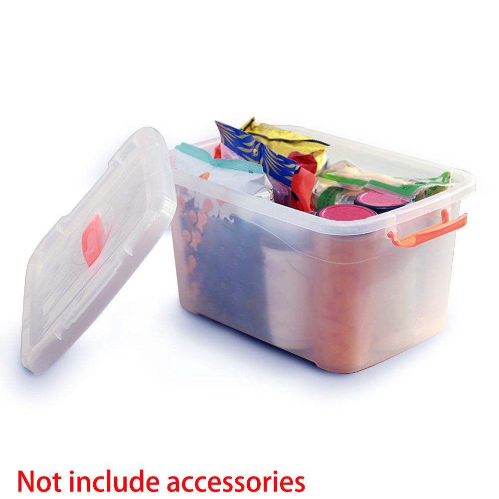10 Empty Heart Plastic Box Dollhouse Miniature Supply Food Removable lid Display