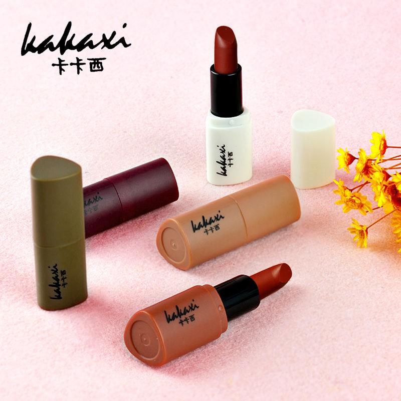 ❀♀ของแท้ Dior Yafei lipstick brand 999 waterproof non-fading non-stick cup non-marking student party suit