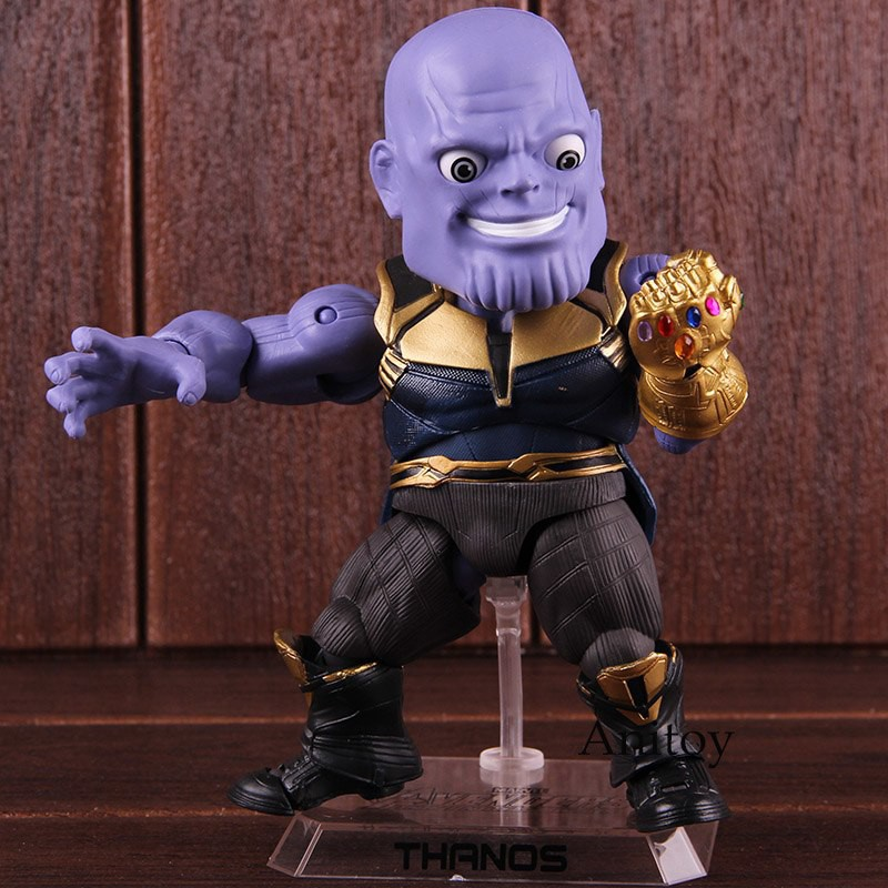 Previews Beast Kingdom Egg Attack Action EAA-059 Marvel Infinity War Thanos