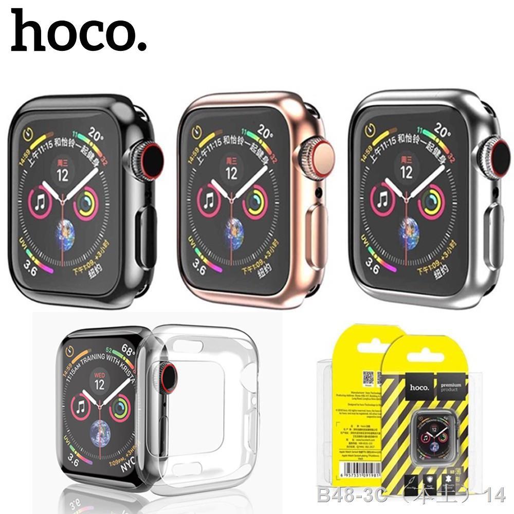 ii ┅Hoco Case เคสแบบนิ่ม For Apple Watch 44mm / 40mm