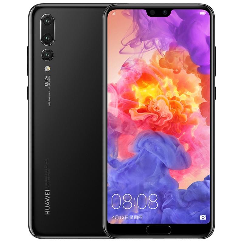 มือสองของแท้ Huawei  Huawei P20- P20pro เต็ม Netcom 4G กล้องโทรศัพท์แบบเต็มหน้าจอ P30Pro