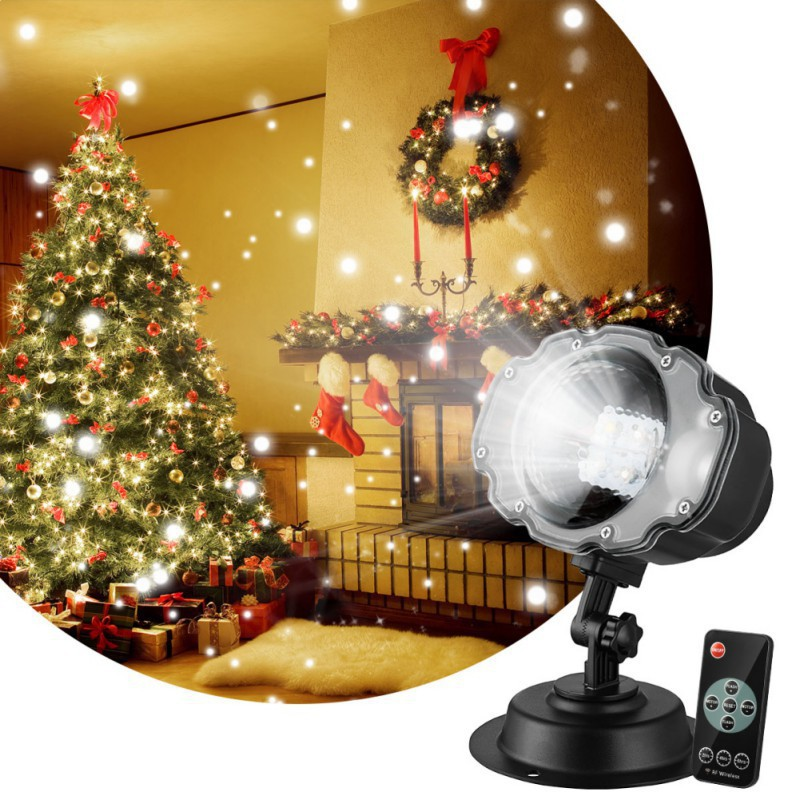 Outdoor Lights Remote Rotating Displays Projector Show Led Wireless Christmas eEIH2Y9WD
