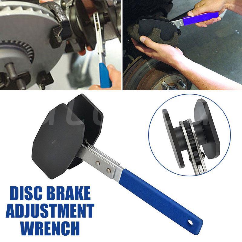 🚗YLB Caliper Spreader Tool Universal Car Brake Caliper Press Brake Caliper  Press Car Ratchet