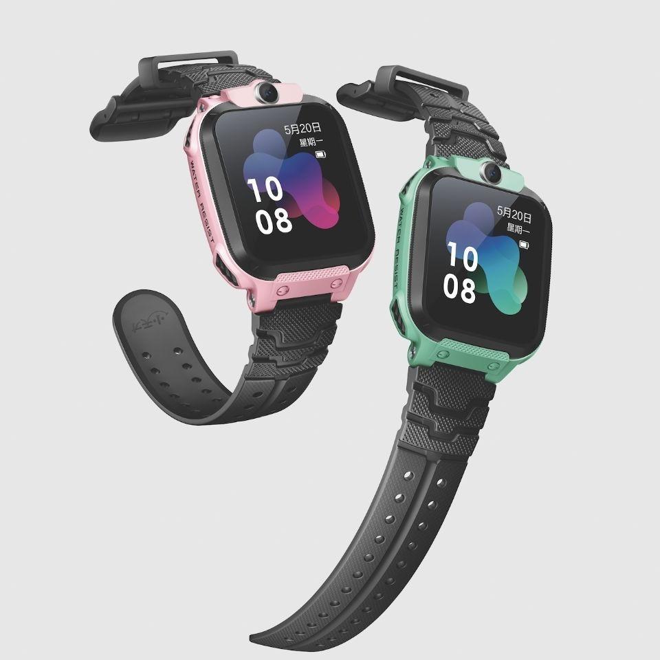 applewatch series 6❂♟✹Xiaotiancai ใหม่ Z5A นักเรียนโทรศัพท์นาฬิกามัลติฟังก์ชั่นกันน้ำสเตอริโอตำแหน่งวิดีโอ 4G สมาร์ทวอท์