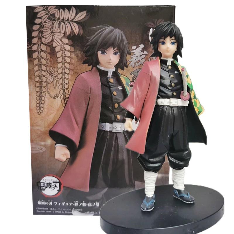 Demon Slayer: Kimetsu no Yaiba Tomioka Giyuu Statue Figure Model Toy