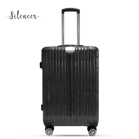 [Official Store] Silencer กระเป๋าเดินทาง ขนาด 18/20/24 นิ้ว วัสดุ ABS+PC