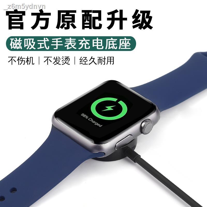 ถูกที่สุด○◕❉ที่ชาร์จ Apple watch iwatch ไร้สาย applewatch 5/4/3/2/1 โทรศัพท์มือถือเดิมสายชาร์จสองในหนึ่งเดียว airpods