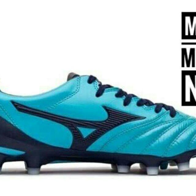 รองเท้ากีฬา!!!!NEW Color ส  >>Mizuno Morelia Neo II Made In Japan<