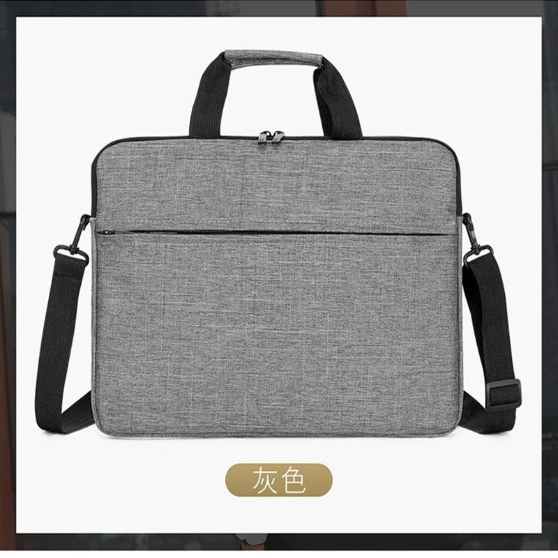✉✉กระเป๋าสะพายโน๊ตบุ๊คกระเป๋าถือไหล่ 13/14/15.6 นิ้วกระเป๋านักเรียนนักเรียน, กระเป๋าเป้ใส่คอมพิวเตอร์สำหรับเดินทางเพื่อธ