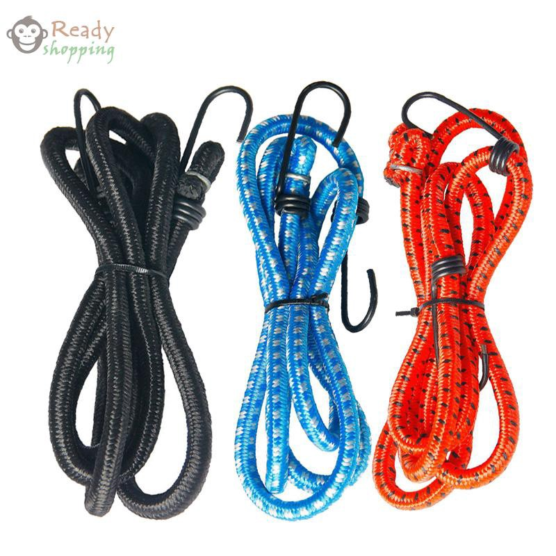 Details about  /1* Luggage Rope Strench Carrier Electric Motorcycle Mountain Bike Strap String
