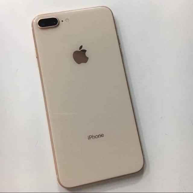 Apple  มือสอง  iPhone 8 plus อยู่ในสภาพดี  เครื่องแท้ t1un