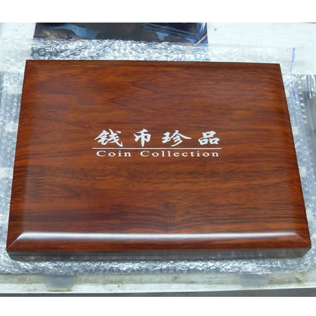 6 Coin Slab Wood Certified Storage Box Holder Collection Display For PCGS NGC