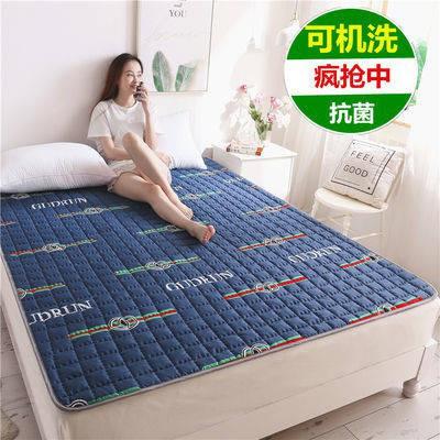 ผ้ารองนอน ที่นอน topper 3 ฟุต 5 ฟุต 6 ฟุต ♞สี่ฤดูกาลสากลที่นอนแผ่นเตียงสามารถเป็นเครื่องซักผ้าเตียงแมงป่องทาทามิป้องกันก