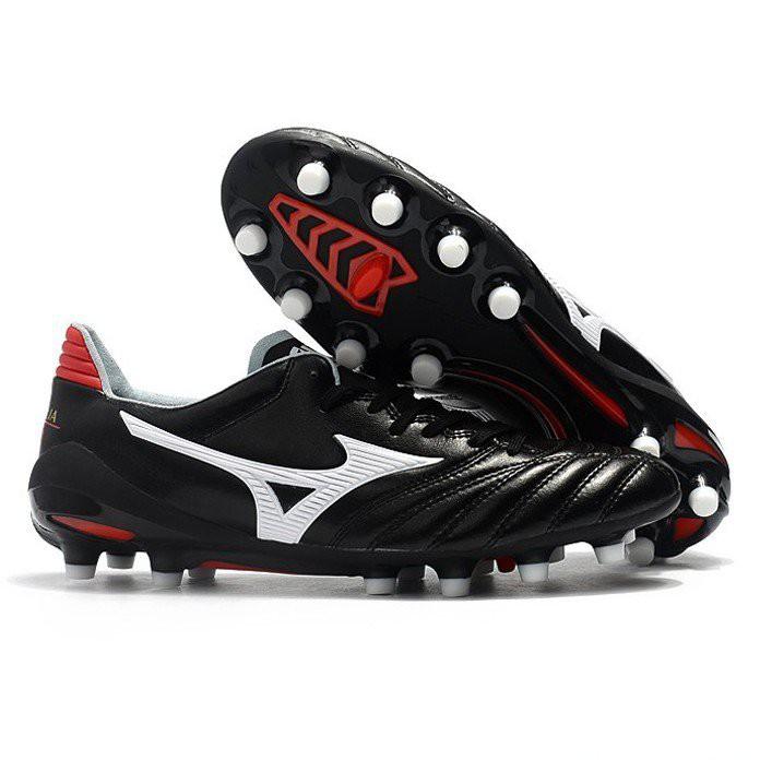 แท้100%MIZUNO MORELIA NEO II FG รองเท้าฟุตบอล / รองเท้าสตั๊ด คุณภาพที่ดีที่สุด ที่ถูกที่สุด ฟุตบอลบู๊ทส์