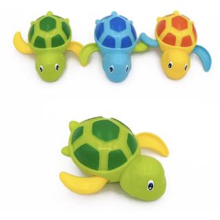HN-Water Toys Kids Baby Bath Toddler Educational Toys Animals Turtles Toys Swim Clockwork Bath Toys for Chi