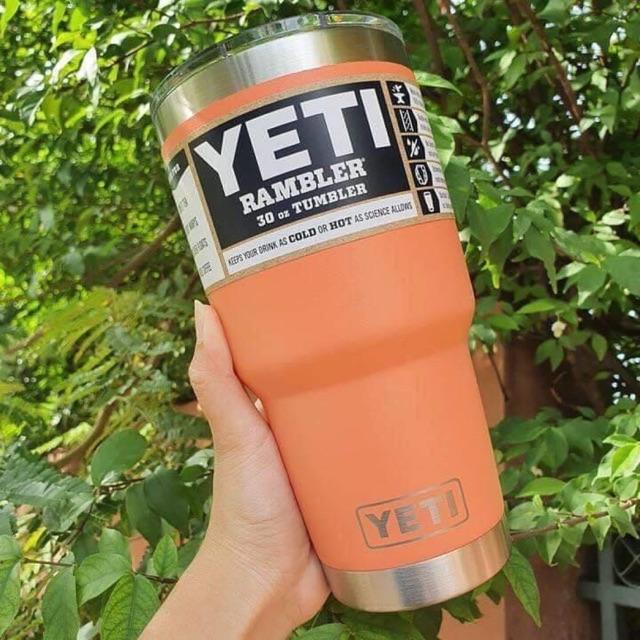 แก้ว Yeti รุ่นใหม่ ของแท้จากอเมริกา 🇺🇸 ขนาด 30 oz.
