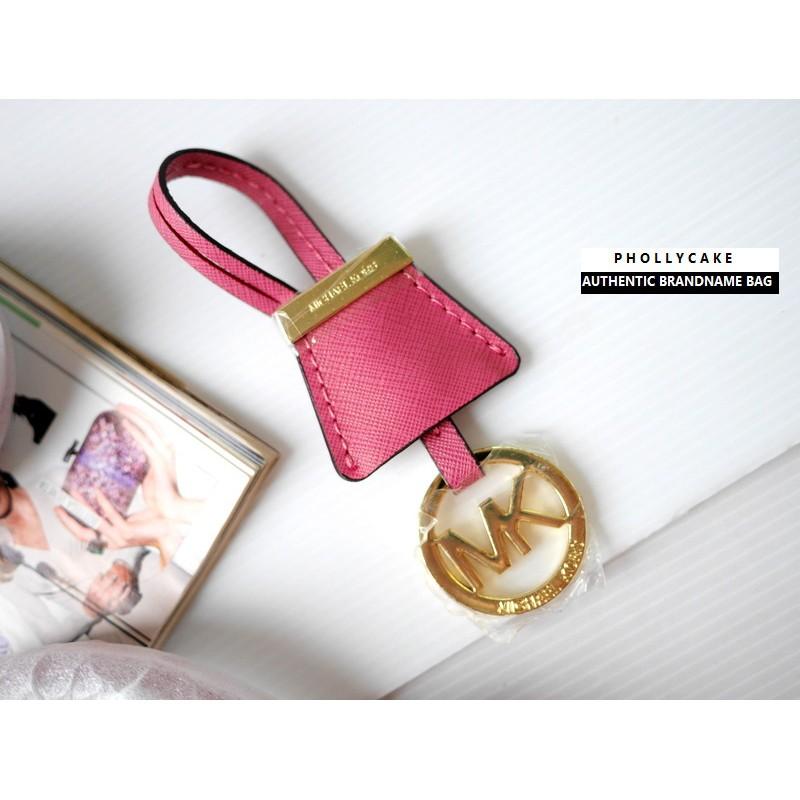c089a4332a63 ราคาดีที่สุด กระเป๋า Michael Kors ของแท้ รุ่น Ava Ballet Cross Body Bag Extra  Small Perforated Leather Blossom best price - เท่านั้น ฿4,196