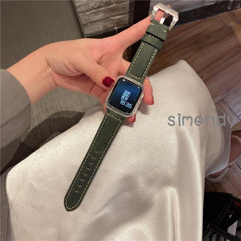 🌳🏂สายนาฬิกาข้อมือ Applewatch สําหรับ Applewatch