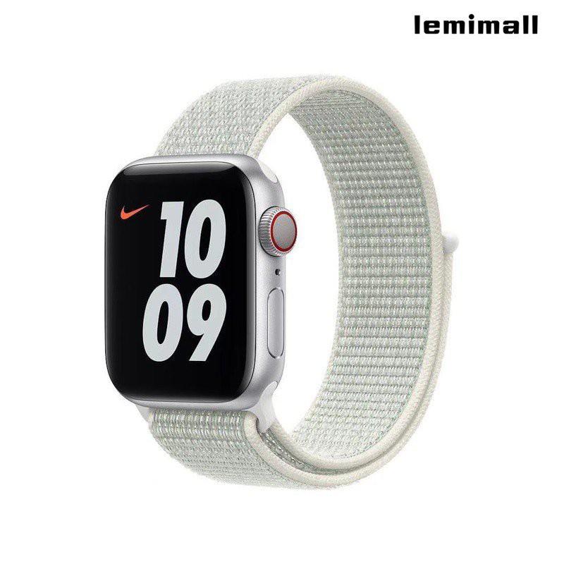 พร้อมส่งจากไทย!สายนาฬิกาข้อมือ สำหรับ AppleWatch Se 42 มม. 38 มม. 40 มม. 44 มม. Series6 5 4 3 2 1 สาย สำหรับ AppleWatch