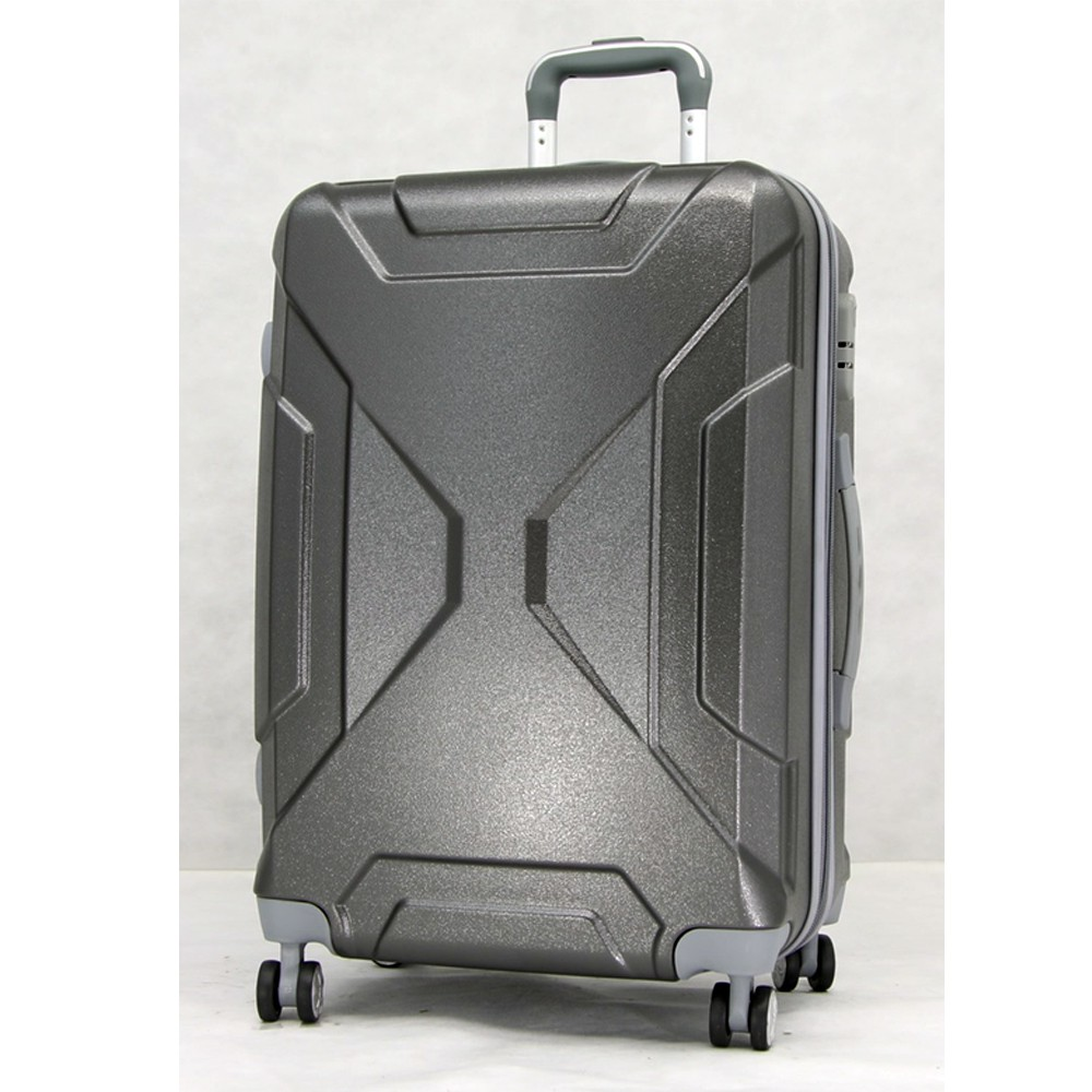 Augusto กระเป๋าเดินทางแบบแข็งกันน้ำกันกระแทกรุ่น9878ขนาด24นิ้ว