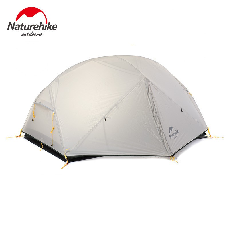Naturehike Mongar 2 Tent, Person Camping Tent Outdoor Ultralight Man Tents Vestibule Need To Be Purchased Separately
